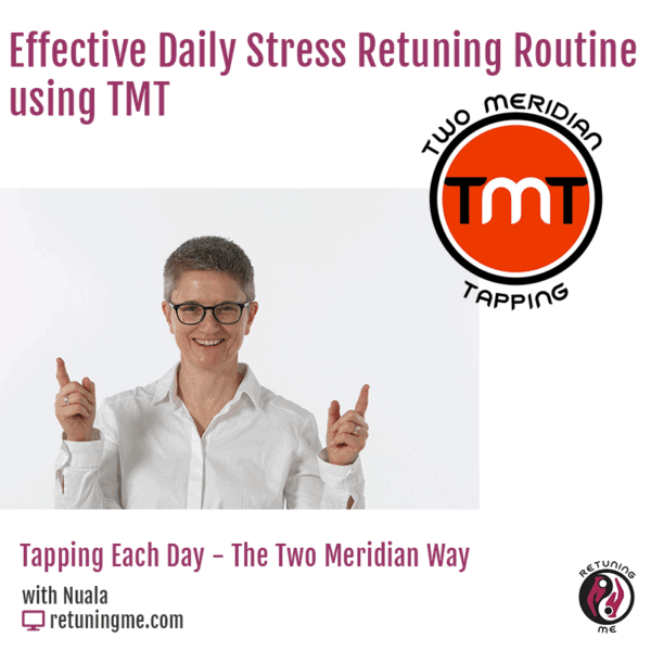 Effective Daily Stress Retuning Routine using TMT