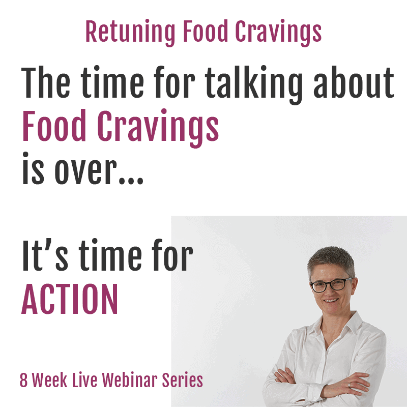 Retuning Food Cravings Clear