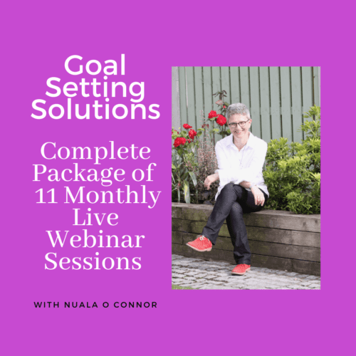 Goal Setting Solutions with Nuala O Connor