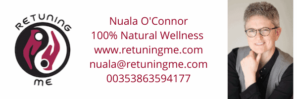 Nuala OConnor 100 Committed to Wellness www.retuningme.com nuala@retuningme.com 00353863594177 2