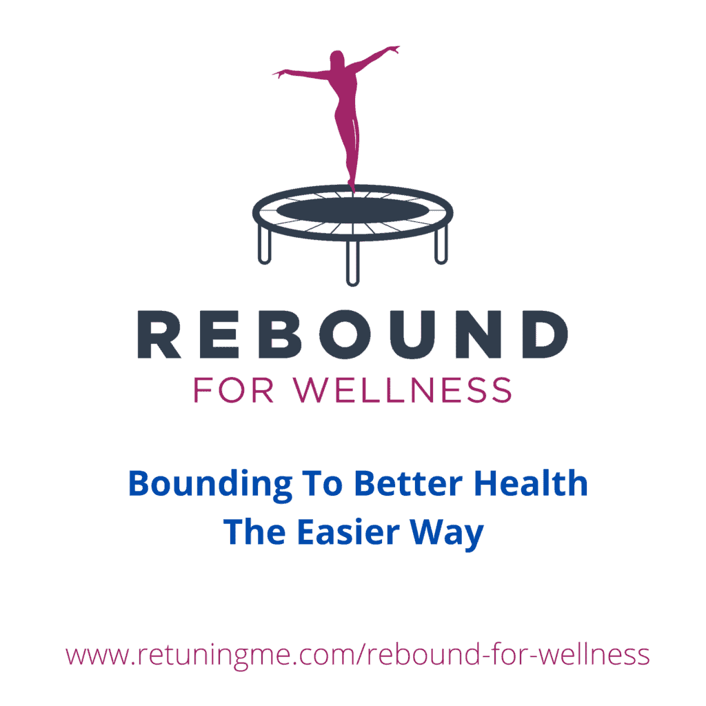 Rebounding Can Improve Your Mood Making Exercise Easy @RetuningMe
