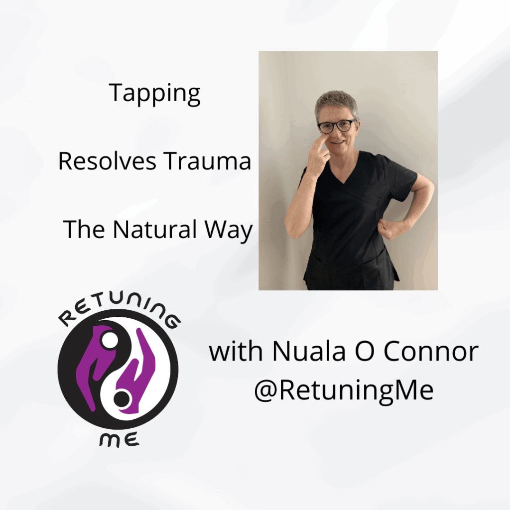 Past Trauma Resolved with Tapping @RetuningMe