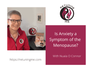 Is Anxiety a symptom of the Menopause?
