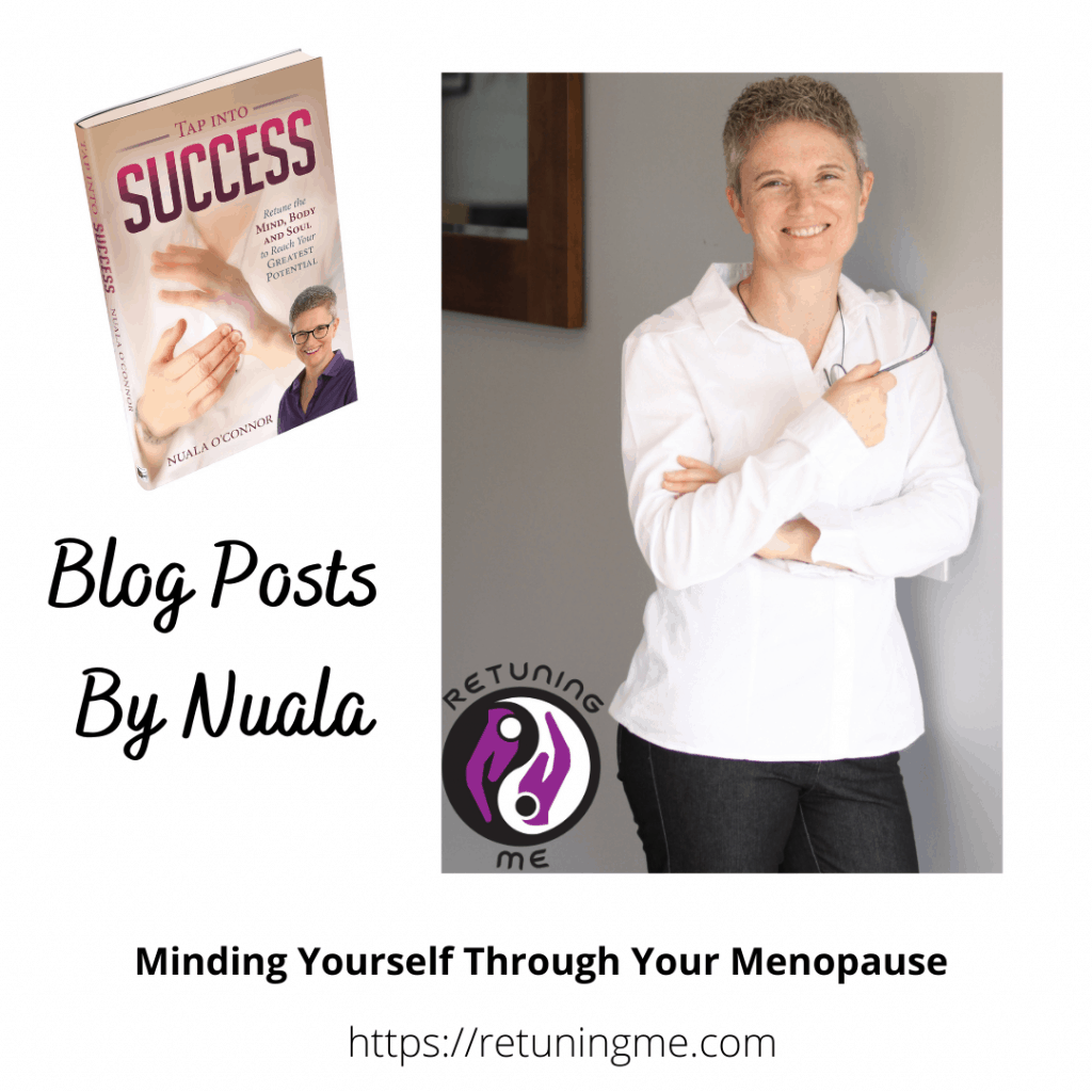 Minding Yourself Through Your Menopause with Nuala O Connor