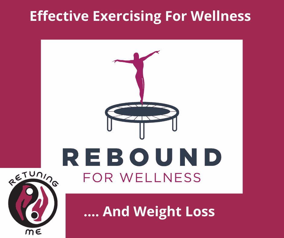 Rebound For Wellness is Effective Exercise for Weight Loss