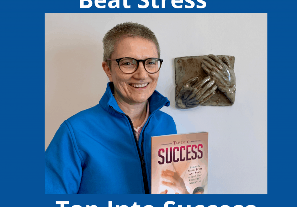 Tap Into Success Book with Nuala O Connor and RetuningMe