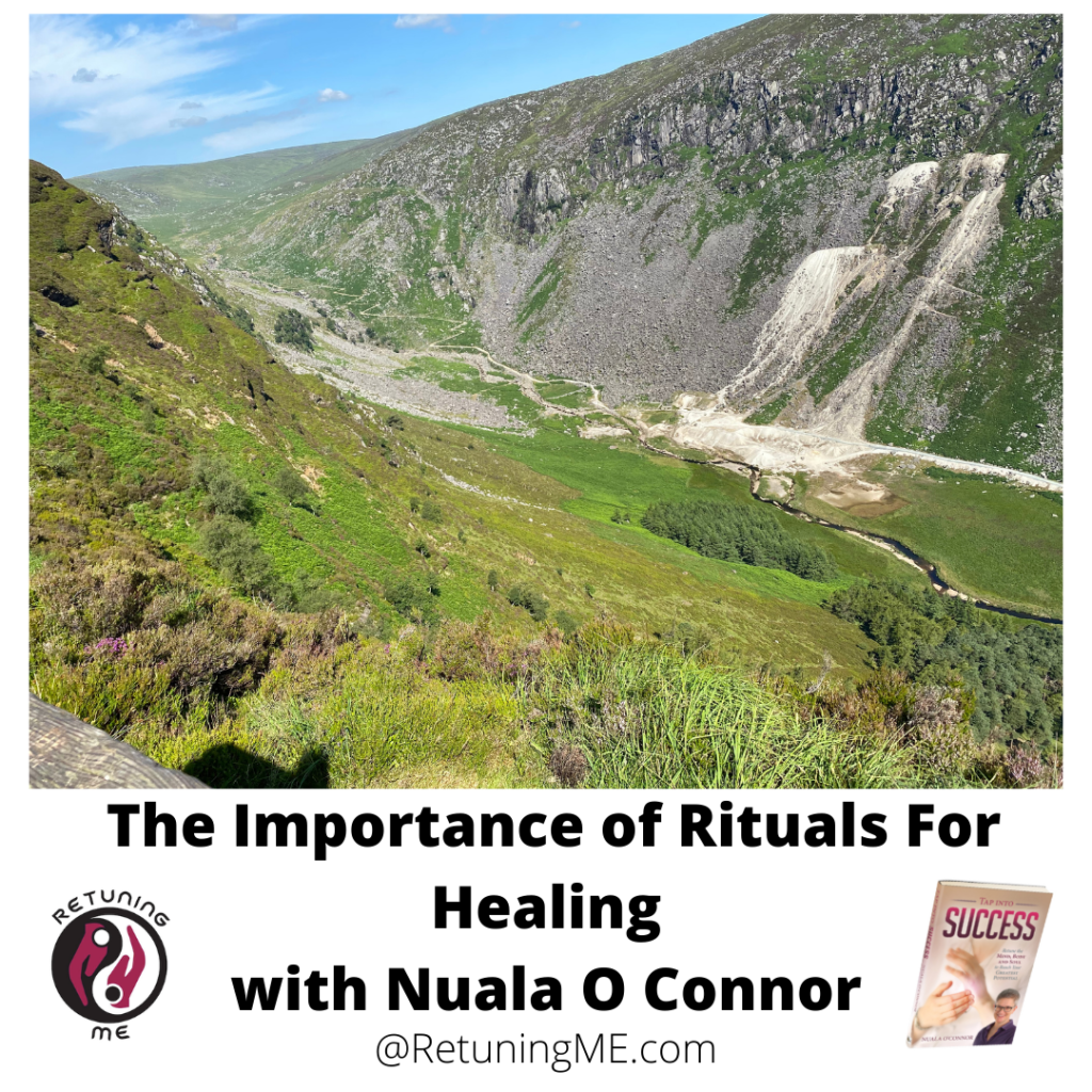 The Importance of Rituals For Healing with Nuala O Connor 1024x1024 square